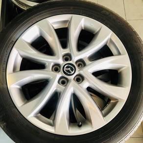 4Rim & 2pcs tyres
