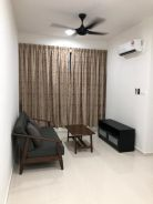 Sks Pavilion Residences Apartment Bukit semyun 1 bedroom Rent 1300