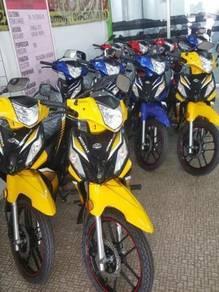 Modenas kriss mr2 - new apply - ic & payslip