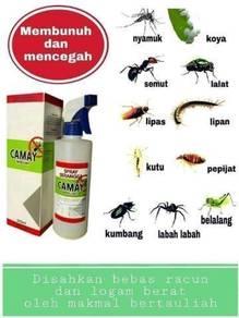 Semburan serangga dan pembasmi kutu, lalat, anai2