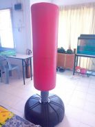 Free standing punching bag (164cm)