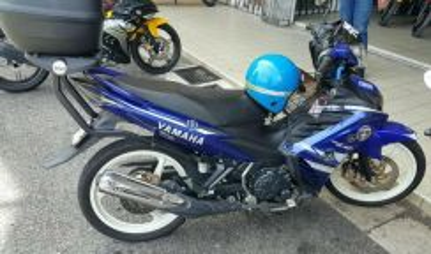 Yamaha 135LC S5