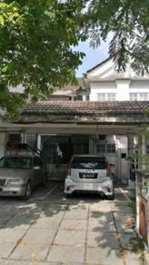 FREEHOLD Townhouse at Taman Melati 5