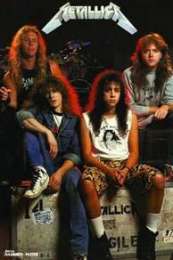 Metallica poster 6