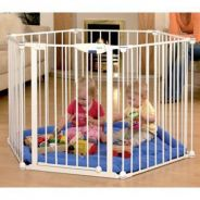 Lindam Safe and Secure Playpen (Metal)