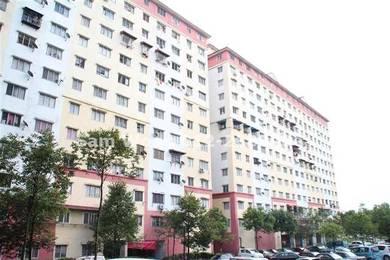 [Booking RM1000] Flat Segar Ria, Tmn Bukit Cheras (Near Leisure Mall)