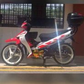 Yamaha 125ZR GP Edition
