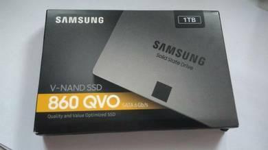 Samsung qvo 960 1tb ssd
