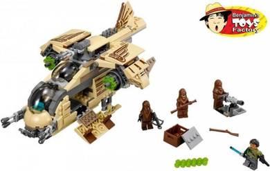 Star Wars - Wookiee gunboat fighters