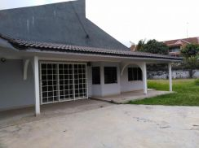 FREEHOLD Single Storey Bungalow Rawang Town Taman Garing