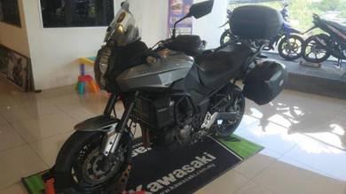 Kawasaki versys 1000 abs ktrc 2013 tip top 9900km