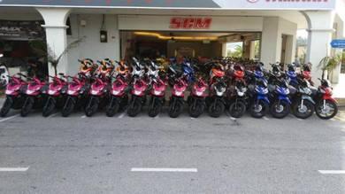 Honda beat 110 deposit kasih sayang MERDEKA 2019
