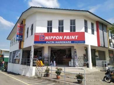 Shop Office in Datara Putri, Aman Putri, Shah Alam, Selangor
