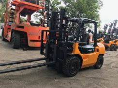JAPAN Direct Imported TOYOTA 4 ton DIESEL FORKLIFT