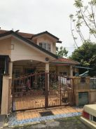 Renovated&Extended Corner Lot Double Storey at Gombak Permai for SALE
