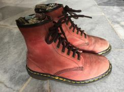 Dr Martens Size 4uk Made In England