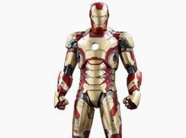 Deluxe Mark XLII Iron Man 1/4 Hot Toys