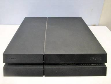 Sony PS4 Playstation 4 500GB Black