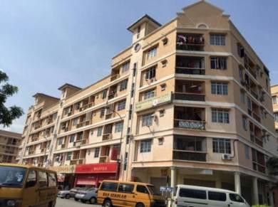 Hata square apartment taman pandan mewah pandan indah tingkat 2