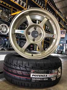 Sport Rim SSR Type C 15