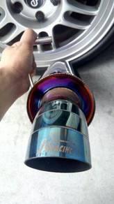 Exhaust JS RACING use