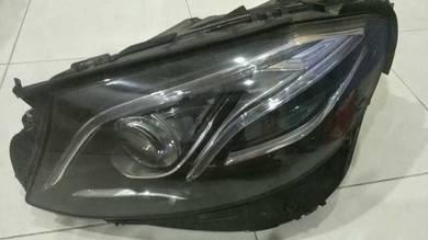 MERCEDES BENZ CLASS E W213 HEAD LAMP for SALE