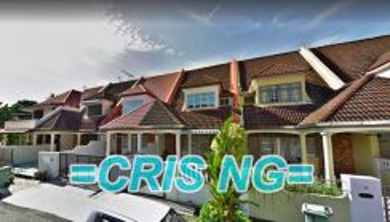 2 Storey Terrace House 2000sf at Sungai Nibong near Queensbay (CHEAP)