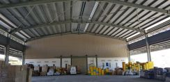 Newly warehouse factory with CF for Rent