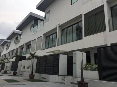 4 storey Kenny Heights Estate Near Sri Hartamas Mont Kiara Damansara