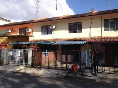 2 Storey house near TESCO Mutiara Rini, Seri Orkid