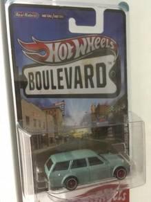 Hot wheels datsun wagon boulevard ~ rare
