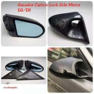 Ganador carbon look side mirror Honda civic EG EK