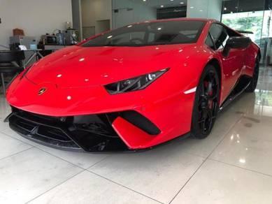 New Lamborghini Huracan for sale