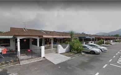 Single Storey Terrace House | Taman Sejahtera Jaya| Reno | Alam