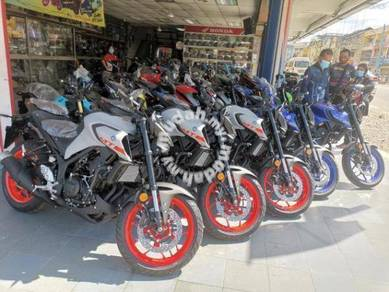 Yamaha mt250 mt25 mt-25 now sini ready stock offer