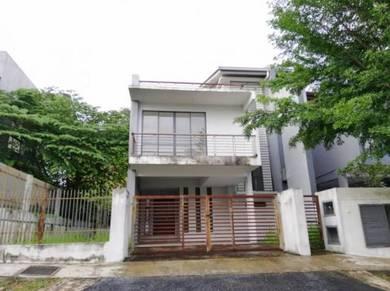 {1OOx35} 3 Storey Semi D House Puteri Heights Saffron Saujana Rawang