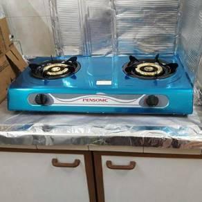 Dapur Gas pensonic + Hos gas Baru
