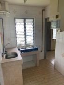 Setapak,Wangsa maju Sek-2 Flat G.flr unit Extend Kitchen LRT 5min
