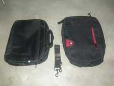 Laptop bag/Combo (1 beg pikul & 1 beg sandang )