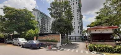 Perling apartment at taman perling bukit indah johor bahru johor