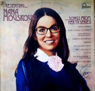 Nana Mouskouri. songs from her TV series