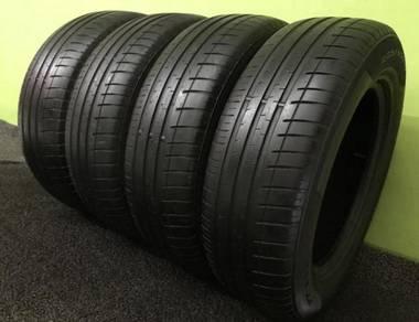 Tayar 17 inci/inch 225 65 17 x 4pcs Pirelli P7 Evo