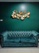 Sofa chesterfield 3 seater
