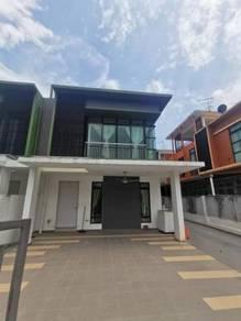 Mutiara Rini Kluster House / Skudai / Rumah Sewa / Low Deposit!!