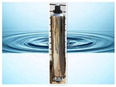 Water Filter / Penapis Air s.steel (Azmi) 8n