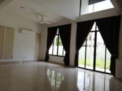 Adda Heights Grey stone cluster house well maintained for rent