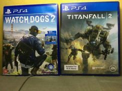 П��titan fall 2 and whatch dog 2 🔥for ps4