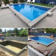 Swimming pool specialist