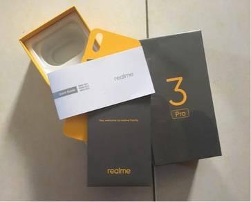 BOX ONLY Realme 3 Pro