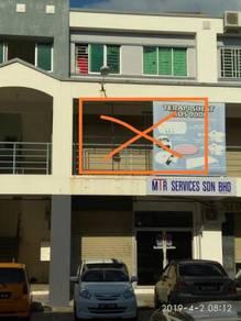 1st Floor Shoplot Office – Bandar Megah Jaya, Mile 7, Sandakan